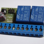 T2X1W-T ТWO CHANNEL TIMER